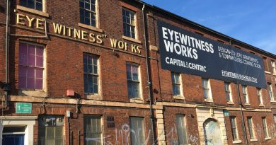 Eyewitness works will become new homes for people