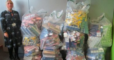 Over 50,000 illegal cigarettes seized from Sheffield garage