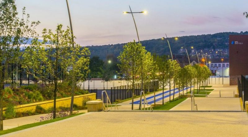 Sheffield Olympic Legacy has received a Royal visit