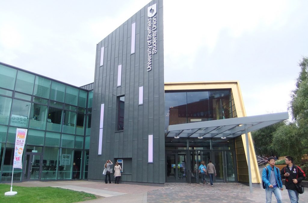 University of Sheffield Students' Union defies Groping Epidemic