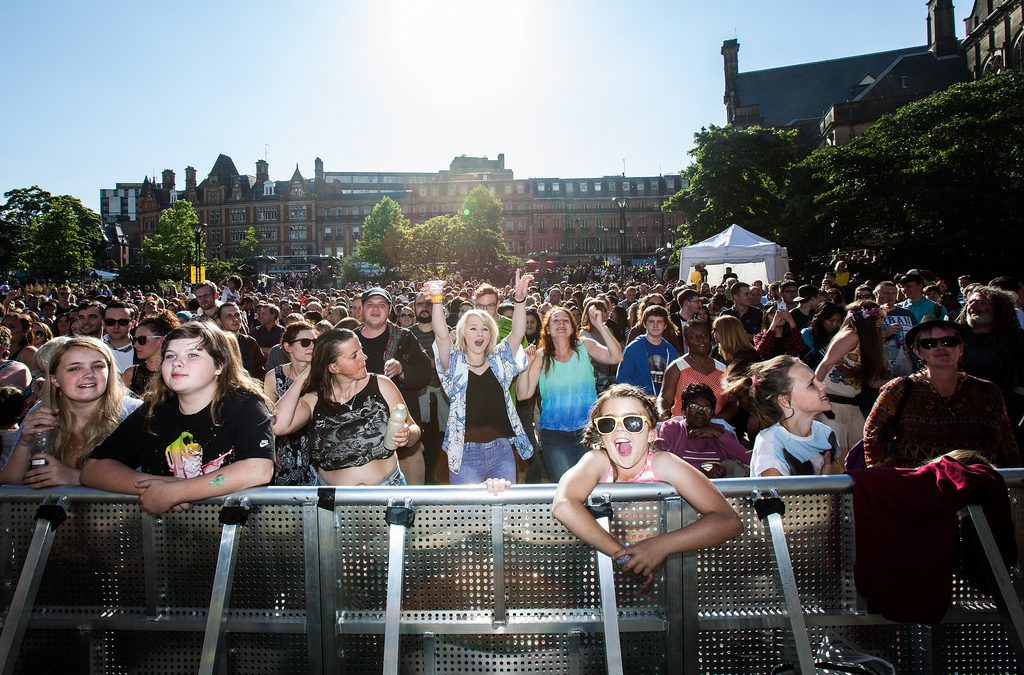 Tramlines after-parties lineup announced