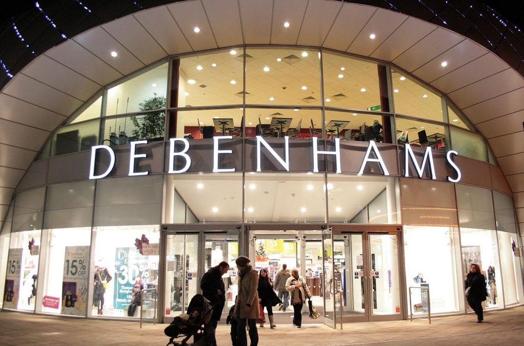 Debenhams to become first major UK retailer to sell hijabs