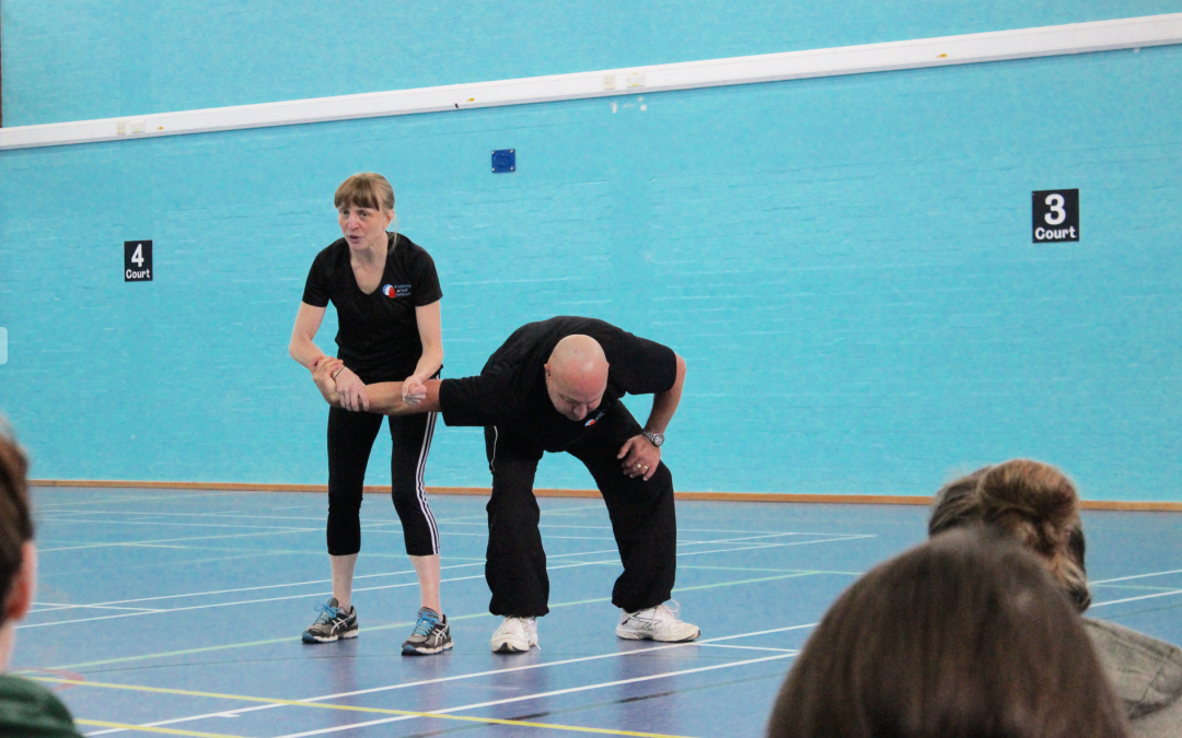 Weston Park sexual assault encouraged self-defence instructors to give a free class for women