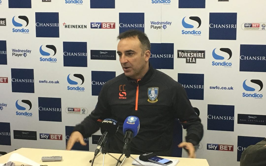 'We must respect Birmingham' Carvalhal instructs