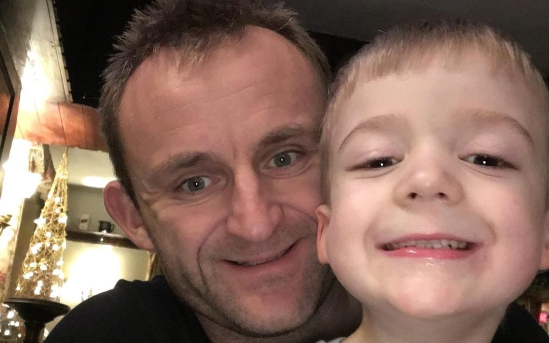 Sheffield man biked 24 hours in aid of premature son