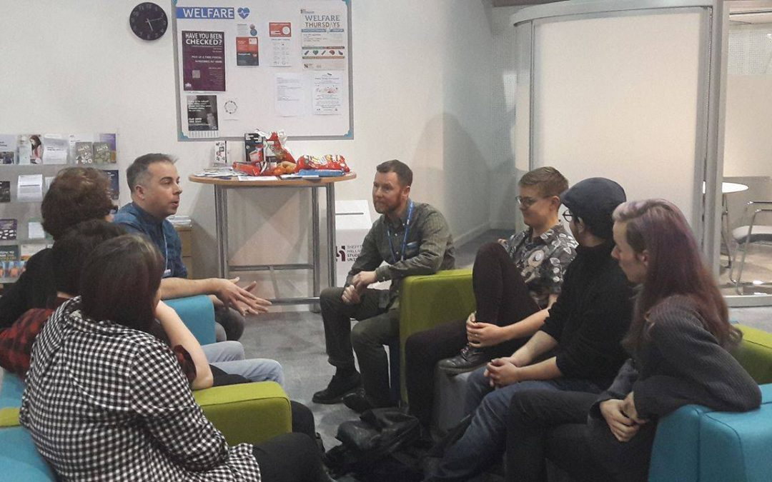HIV talk held to celebrate LGBT+ History Month