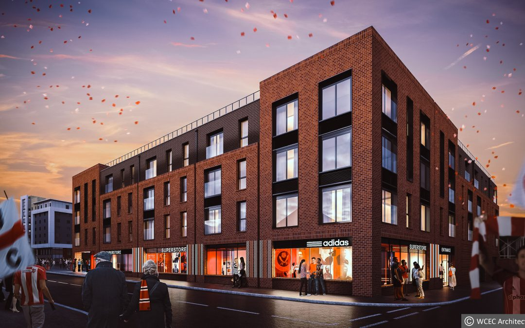 Sheffield United unveil plans for new Bramall Lane outlet