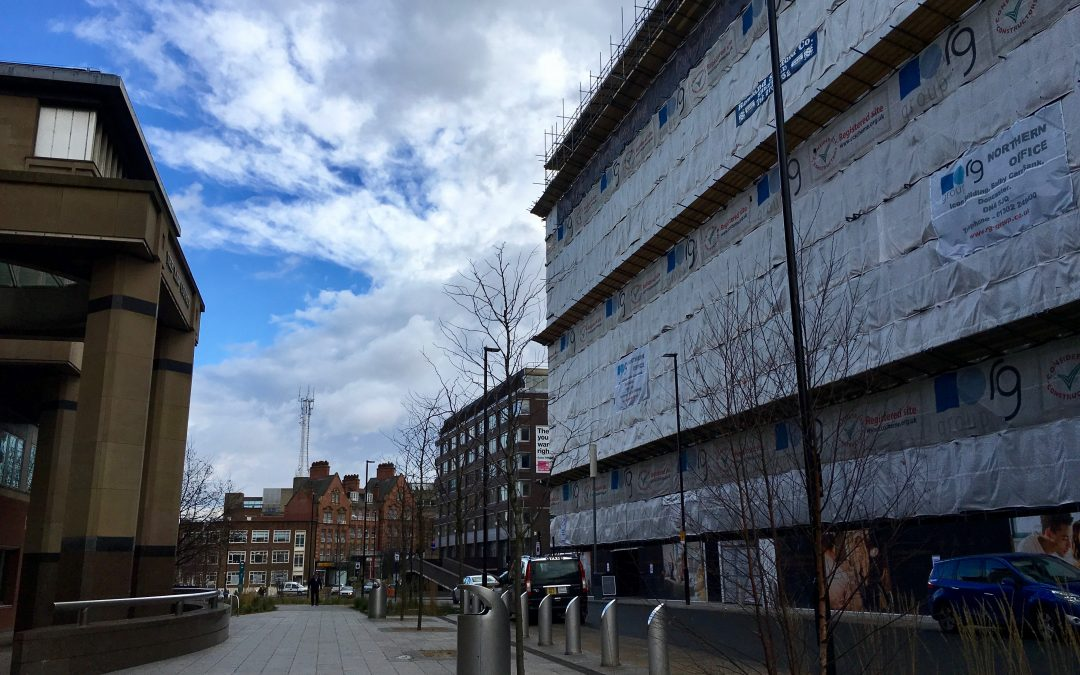 Sheffield's £175 million West Bar Square scheme – Another significant step forward of Sheffield development