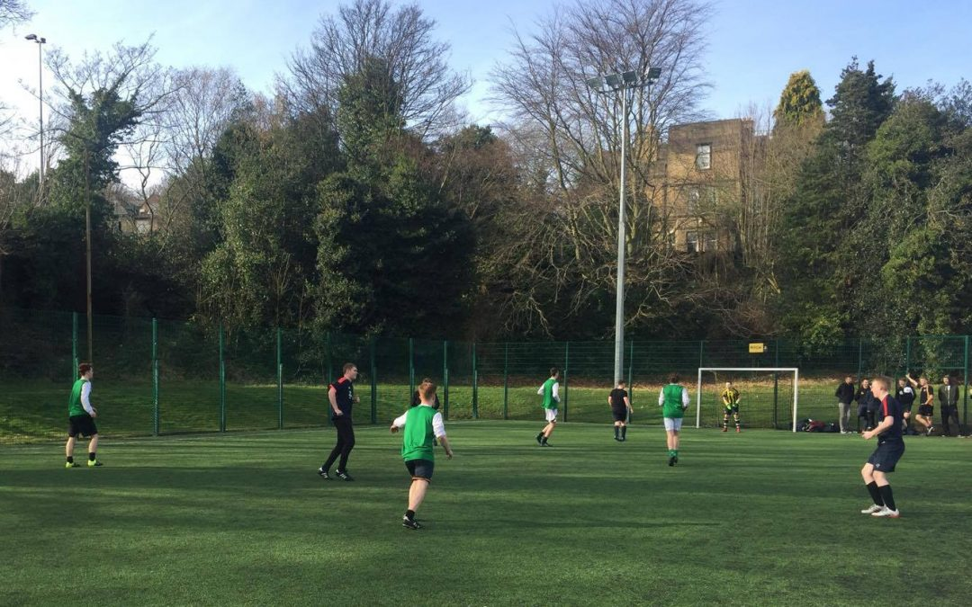 FA People's Cup takes Sheffield by storm