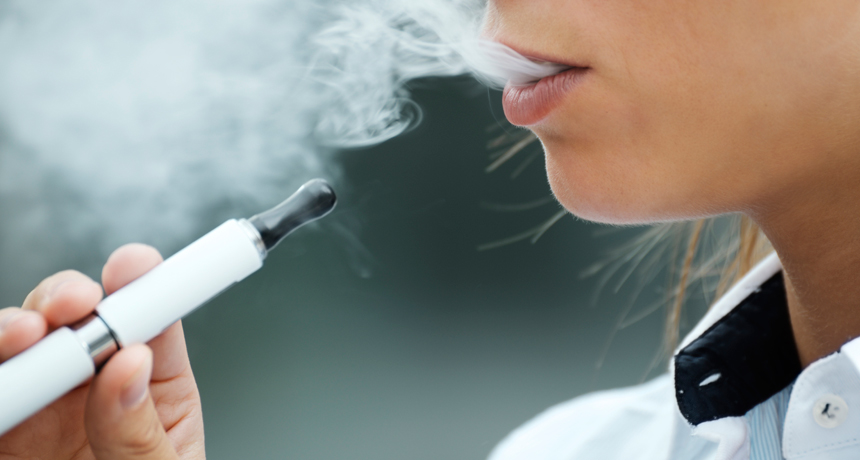 Sheffield to promote vaping as a 'healthier alternative' to smoking