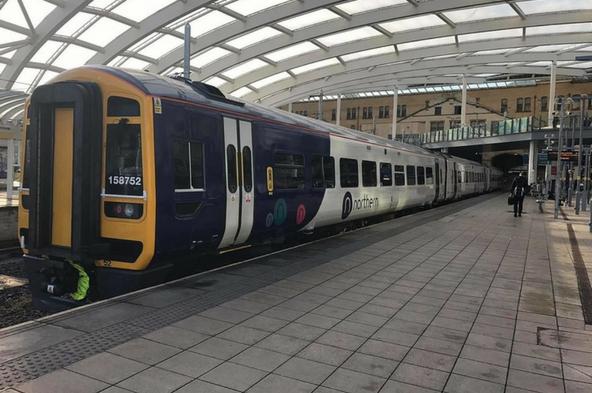 Arriva Train North: 24-hour strike on Grand National