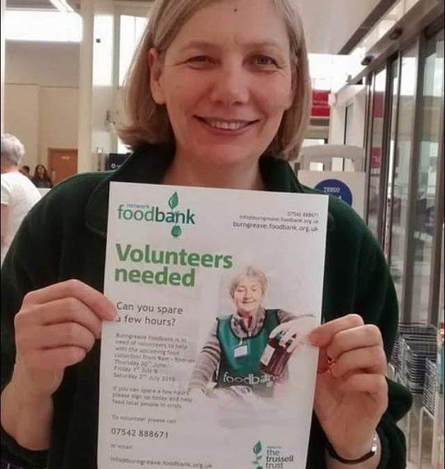 Sheffield food bank seeking donations this weekend