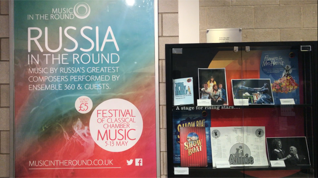 Russian Music Captivates Sheffield Audience
