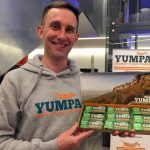 Tony Askins, inventor of the Yumpa Bar.