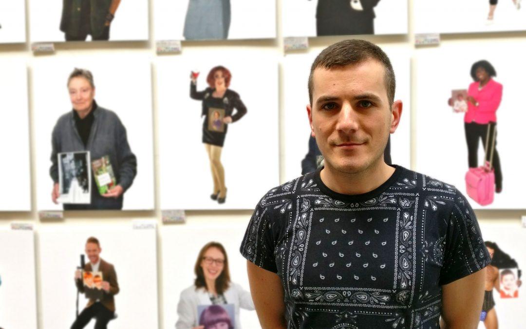 90 portrait exhibition celebrates LGBT people
