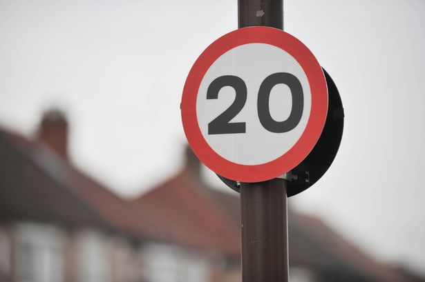 20mph speed limit to be rolled out in Sheffield City Centre