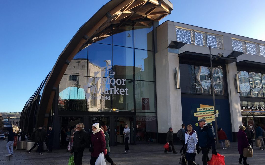 Traders in Sheffield City Centre could be hit by new retail parks
