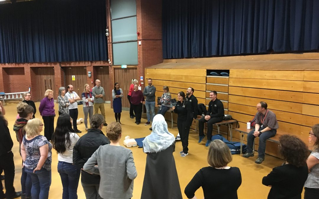 200 Sheffield residents taught CPR skills on Restart A Heart day