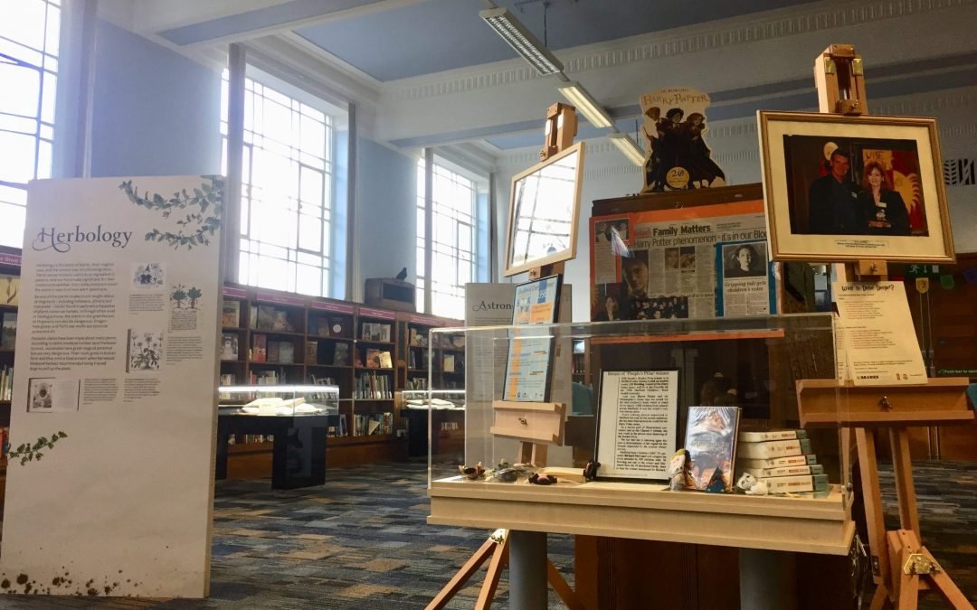 Harry Potter exhibition launches in Sheffield libraries
