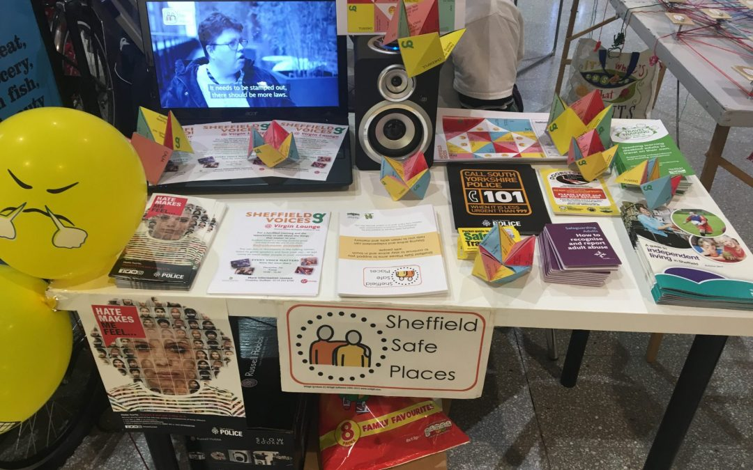 Sheffield Safe Places bring awareness to Hate Crime