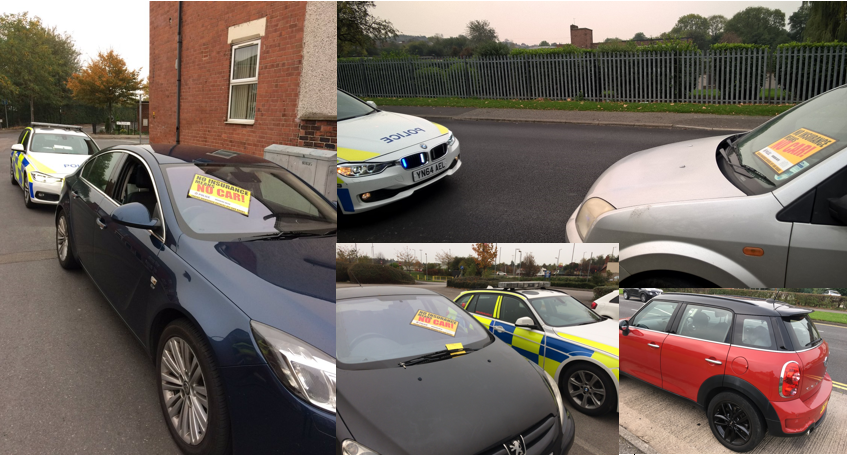 The National Campaign #OpDriveInsured is in full swing in South Yorkshire.