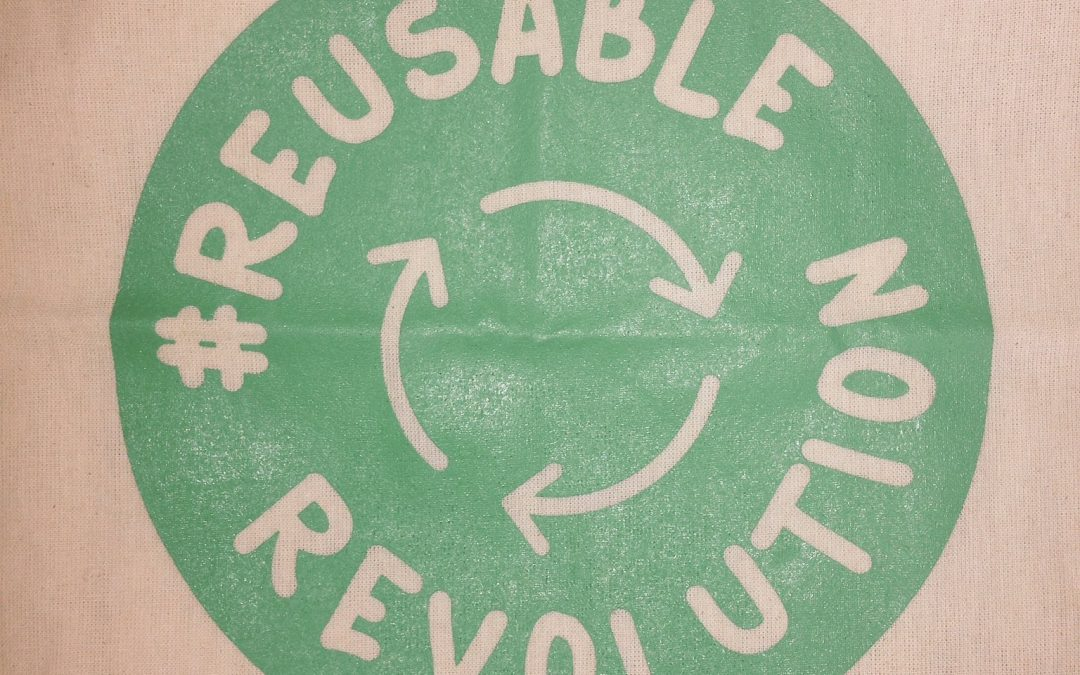 Sheffield Students' Union starts a #ReusableRevolution to reduce the use of plastic