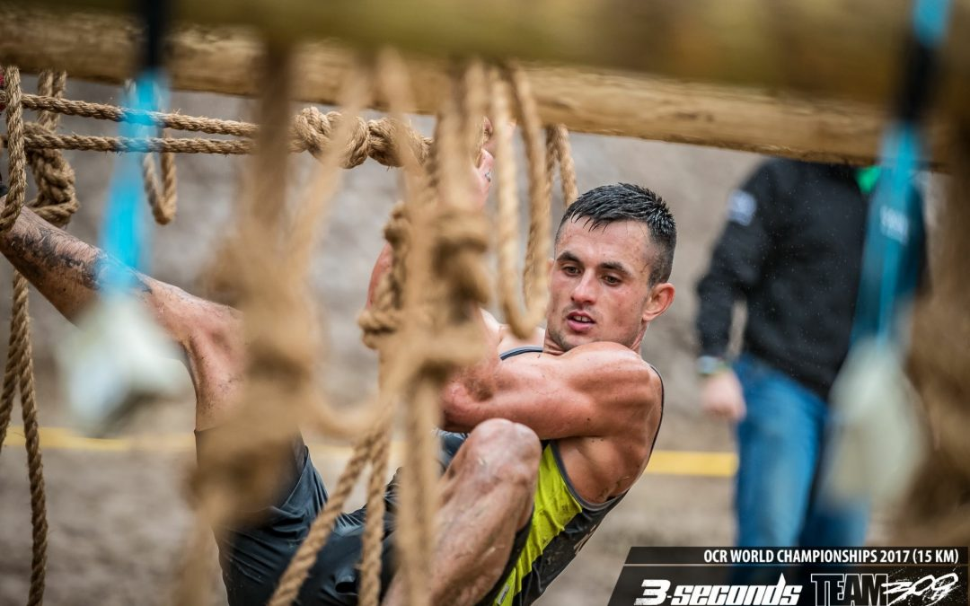 Conor Hancock battles to top-10 finish at World Obstacle Championships