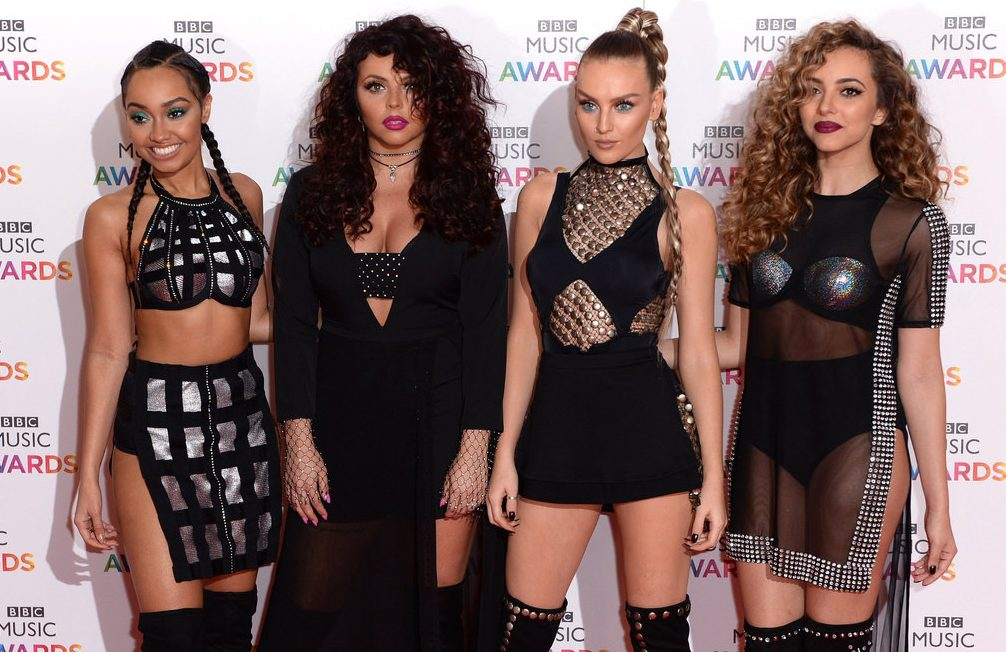 Little Mix brought 'power' to the city in the first of three sell out shows