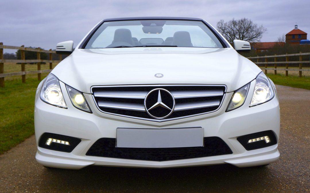 Mercedes-Benz recall faulty cars
