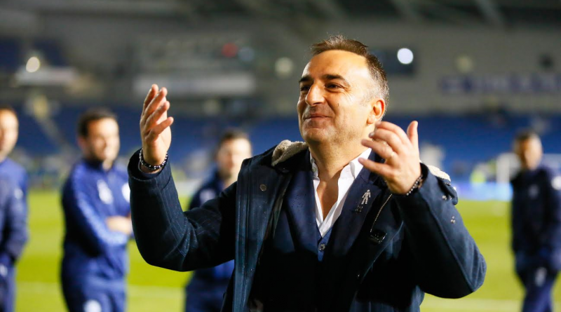 Sheffield Wednesday manager Carlos Carvalhal under pressure