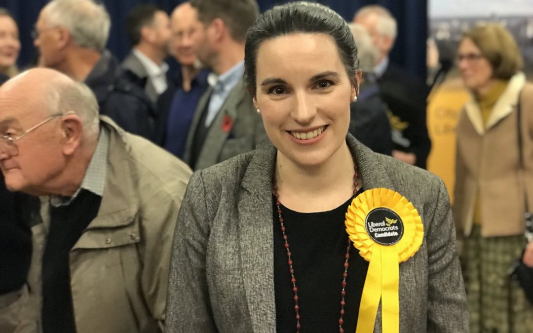 Liberal Democrats Select Their Candidate to Challenge Jared O'Mara's Sheffield Hallam