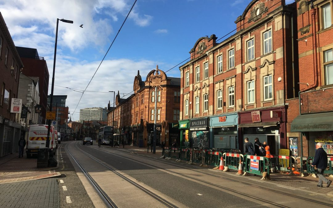 Sheffield City Council reveals survey results as it considers new alcohol laws for West Street and Devonshire Green