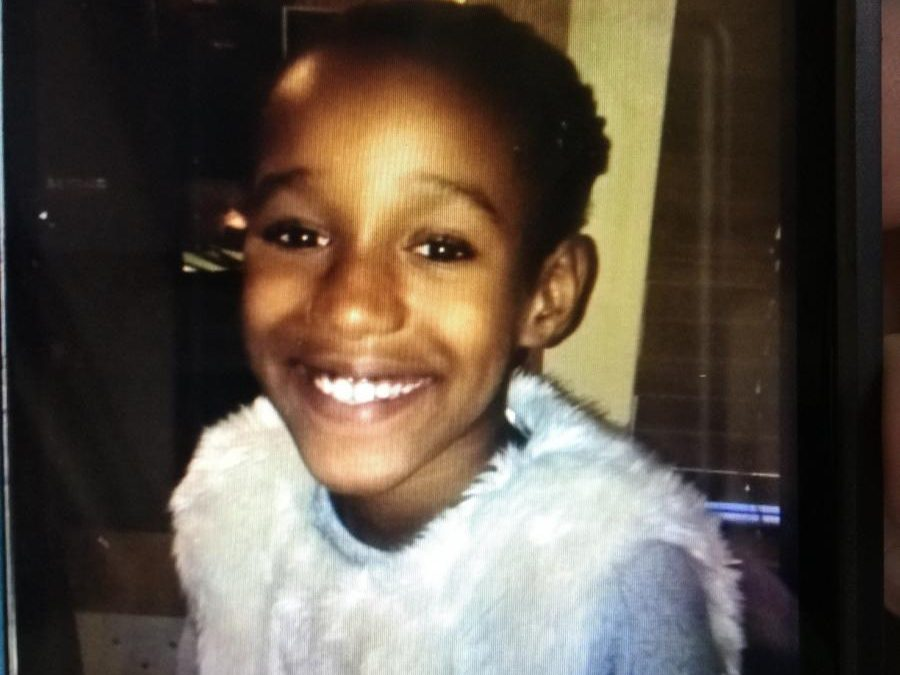 8-year-old girl missing In Sheffield