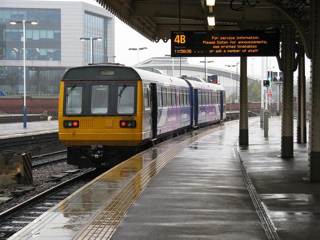 Rail strike on Northern Rail tomorrow