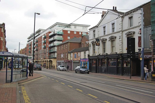 Satisfaction level increase for Sheffield streets