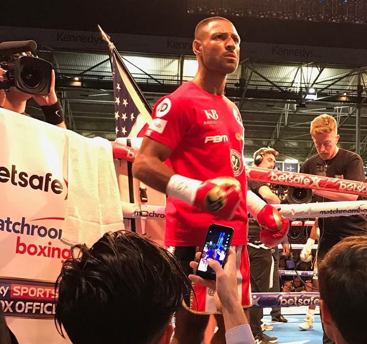 Khan singles out Sheffield-based Brook for boxing showdown
