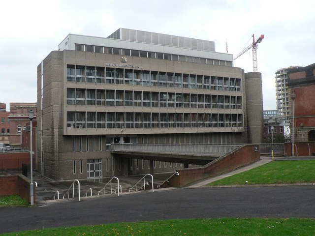 Man charged with school smash to appear in Crown Court