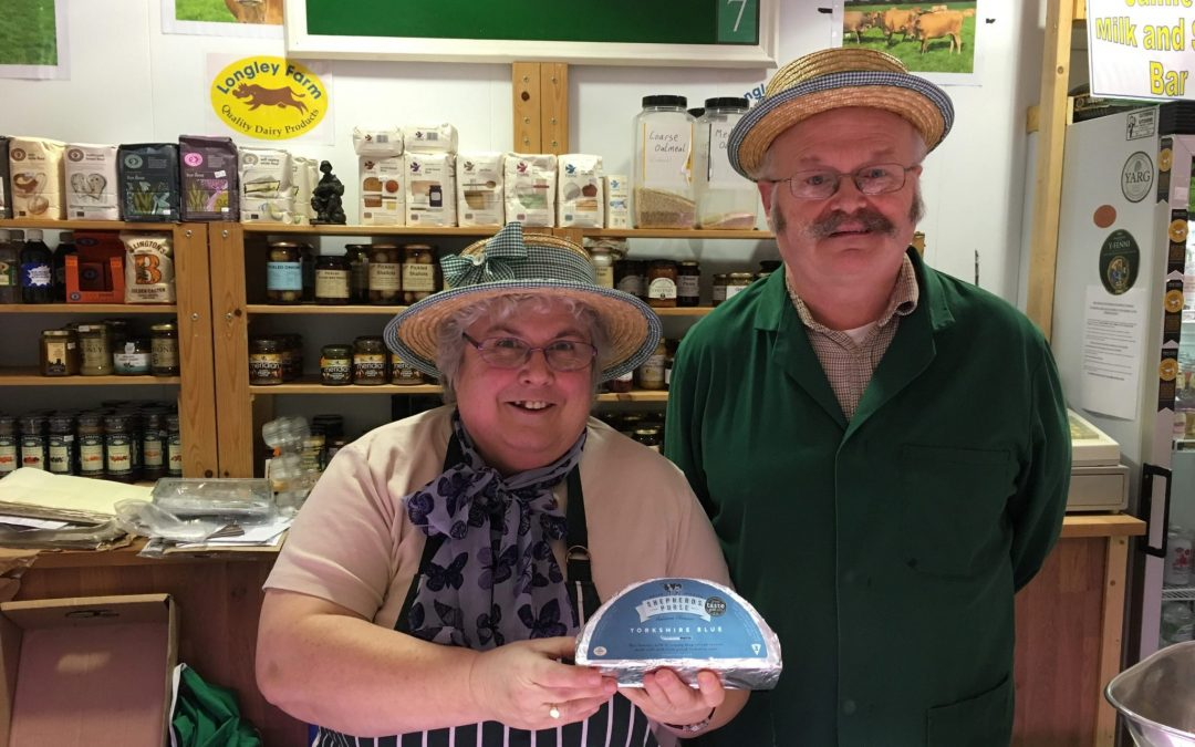 Moor Cheese as Sheffield hosts food lovers event