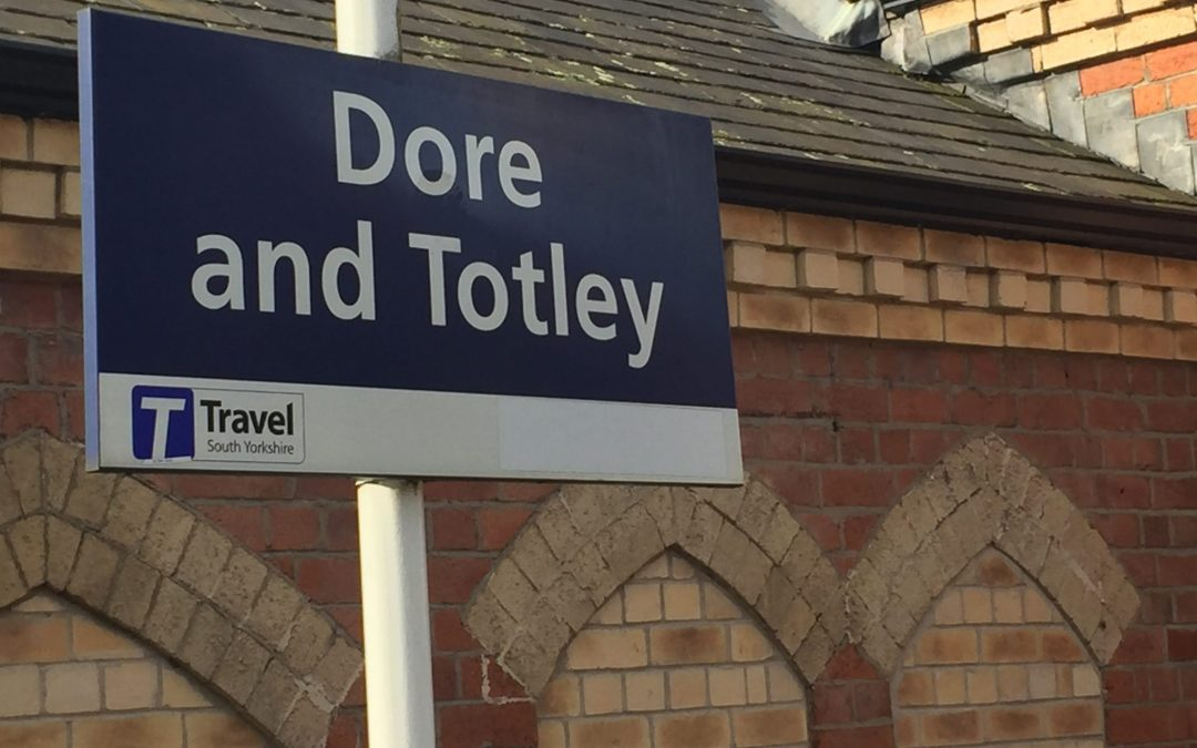 Improvements to Dore and Totley station back on track