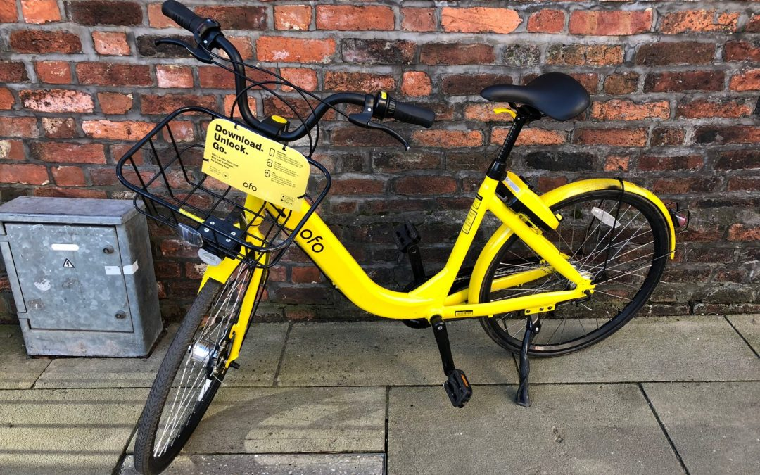Dock-less bike renting scheme announces an expansion after a successful first month in Sheffield