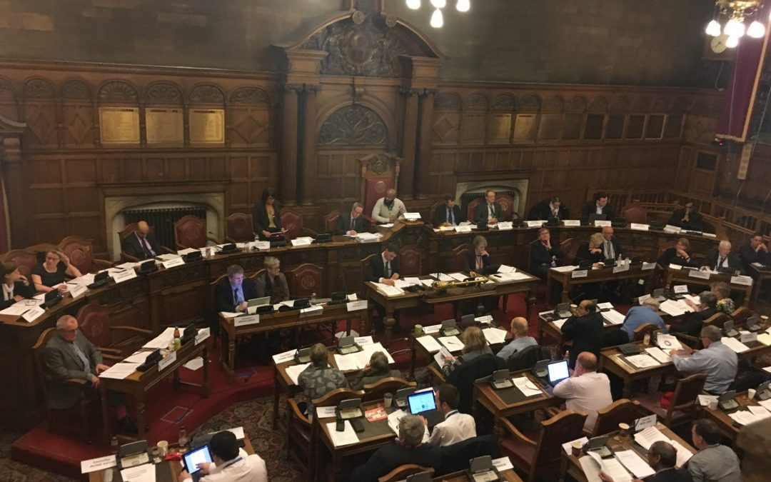 Sheffield City Councillors claim they have had death threats from tree protestors