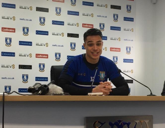 Sheffield Wednesday midfielder Joel Pelupessy excited for Barnsley clash
