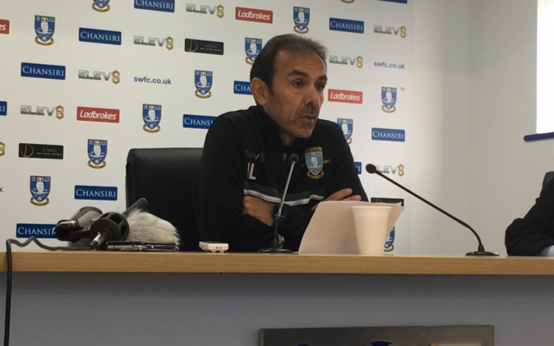 Jos Luhukay reveals the extent of Sheffield Wednesday's injury crisis ahead of Barnsley clash