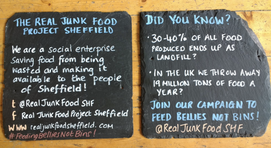 A Sheffield project calls for more volunteers to help those in poverty