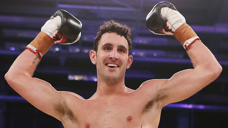 A Sheffield half marathon will be run for Sheffield trained boxer Scott Westgarth