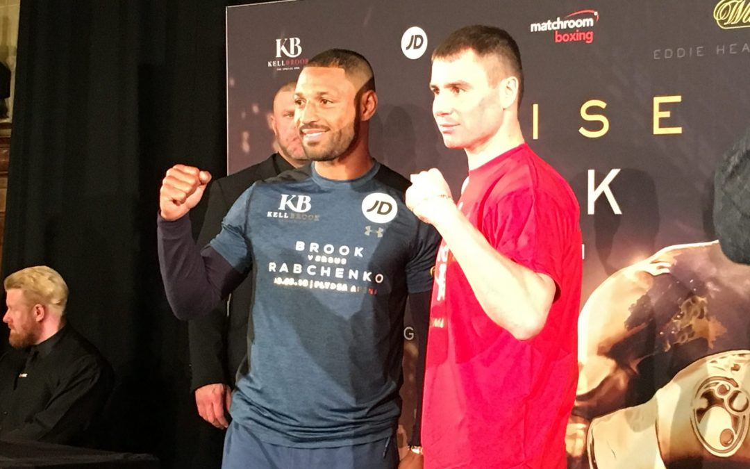 Kell Brook ready to show why he is known as the 'Special One' in comeback fight