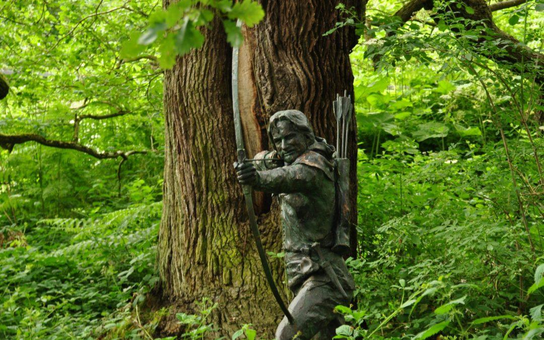 Robin Hood lantern parade set to protest fracking plans in Sherwood Forest