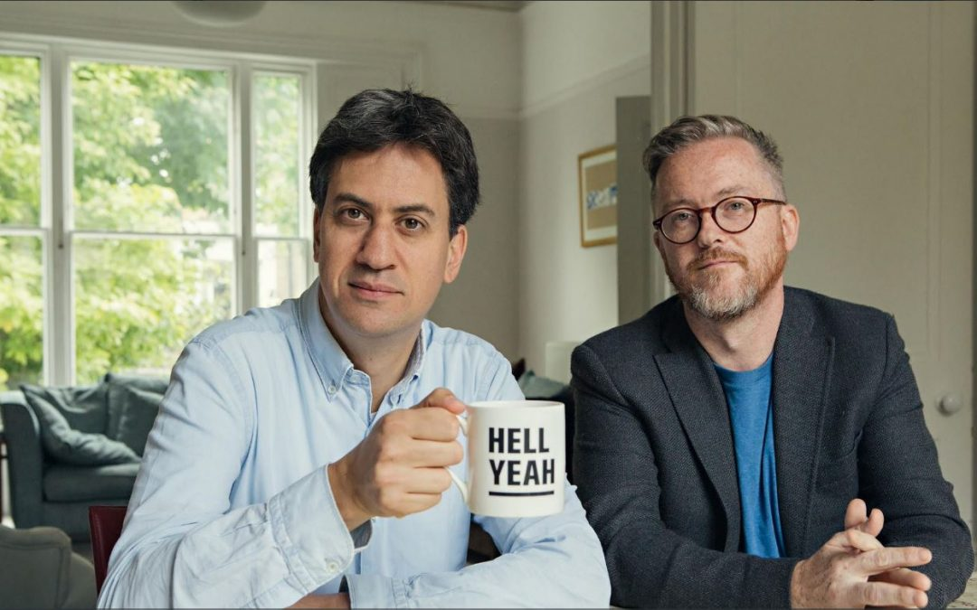 Former Labour leader Ed Miliband to bring show to Sheffield City Hall