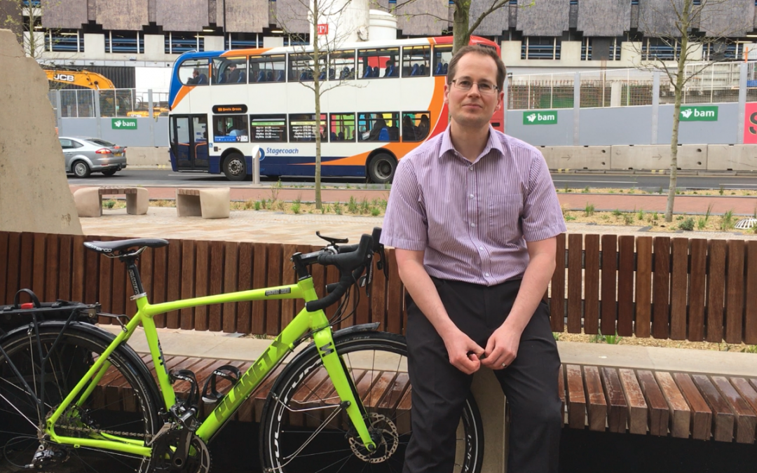 Cycle Sheffield campaigning for safer cycling provision across the city
