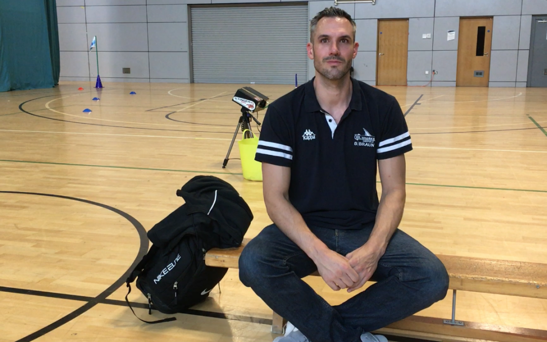 Sheffield Sharks captain Mike Tuck speaks to ShefNews ahead of one of the biggest matches in the club's history